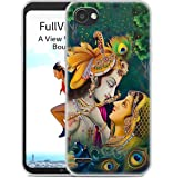 Fashionury Soft Silicone Printed Designer Back Cover for LG Q6(Multicolour)