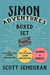 Simon Adventures Boxed Set Kindle Edition