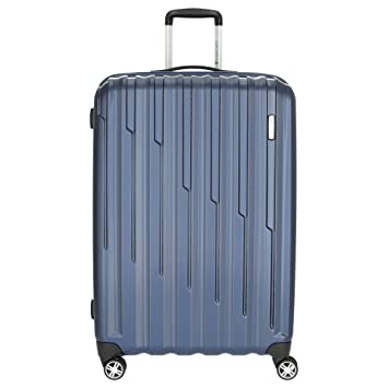 Trolley Grande 77 Cm Spinner 4 Ruote | Roncato Element | 419421-Blu Notte: Amazon.es: Equipaje