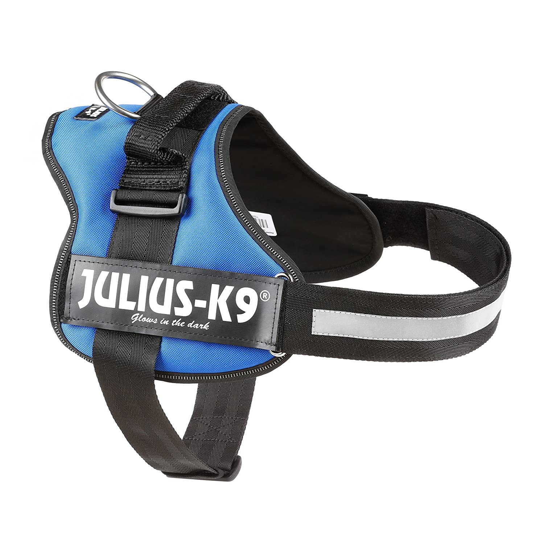 Julius-K9, 162B1, Powerharness, Taille: 1, Bleu Trixie