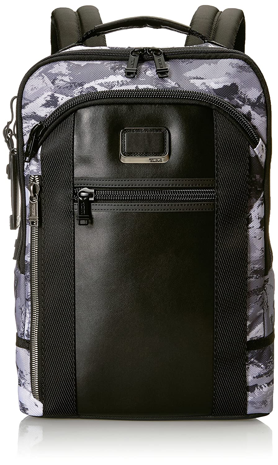 Amazon.com | Tumi Men's Alpha Bravo Davis Backpack, Arctic Restoration, One  Size | Casual Daypacks