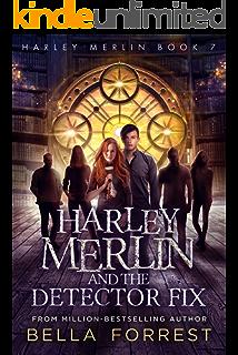 Amazon com: Harley Merlin 9: Harley Merlin and the Mortal