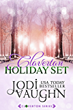 CANDY CORN KISSES and CANDY CANES and TRACTOR CHAINS: HOLIDAY BOXSET (Cloverton)