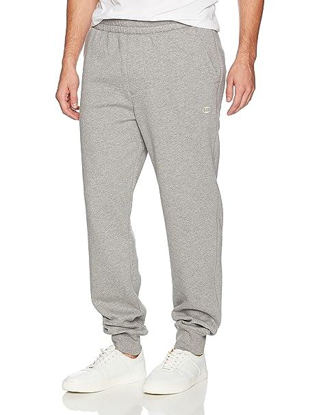 856ce467cb61 Champion Mens Authentic Originals Sueded Fleece Jogger Sweatpant Pants   Amazon.ca  Clothing   Accessories