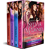 Lipstick and Lead Box Set (Books 1-4): Western Historical Romance