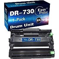 EASYPRINT (1x Drum Unit, Black) Compatible DR-730 Drum Unit DR730 Imaging Unit Used for Brother MFC-L2750DW MFC-L2710DW…