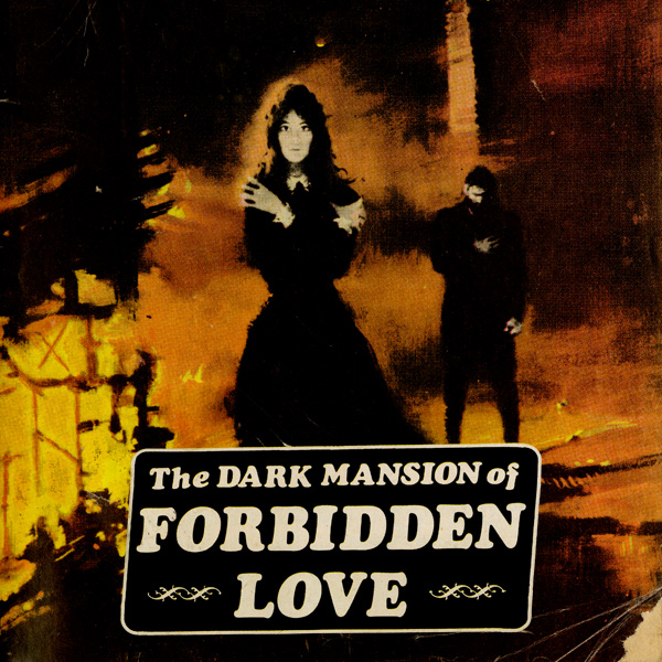 The Dark Mansion of Forbidden Love (1971-1974) (Issues) (12 Book Series)
