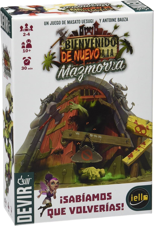 Devir- Bienvenido de Nuevo a la mazmorra (BGMAZ2): Amazon.es: Juguetes y juegos