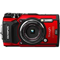 Olympus TG-5 12MP Waterproof Digital Camera with 4x Optical Zoom