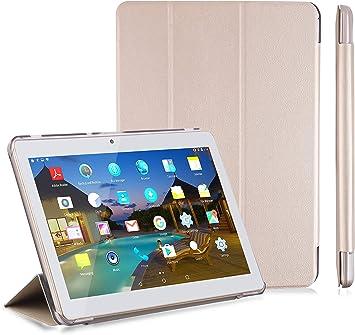LNMBBS Funda X109(4+64G) 10.1 Pulgadas Tablet(Oro): Amazon.es: Electrónica