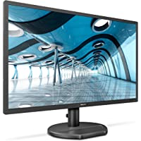 "Philips Computer Monitors Philips 221S8LDSB 22"" monitor, Full HD, VESA, 4Yr Advance Replacement Warranty, 22 Inch Full HD"