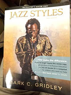 Jazz classics cd set 3 cds for jazz styles mark c gridley jazz styles history and analysis instructors edition fandeluxe Gallery