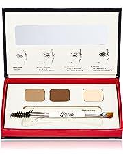 HARCOURT - Palette de maquillage des Sourcils Dark - Beauté du Regard