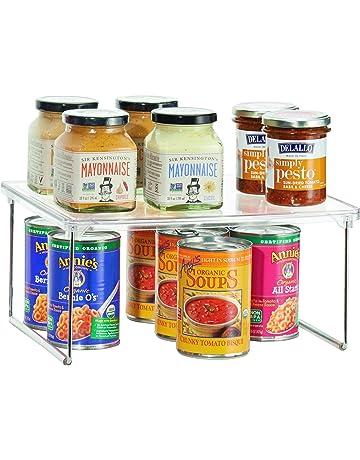Amazon Co Uk Cupboard Organizers Home Kitchen