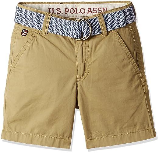 US Polo Association Boys' Shorts Shorts & Dungarees at amazon
