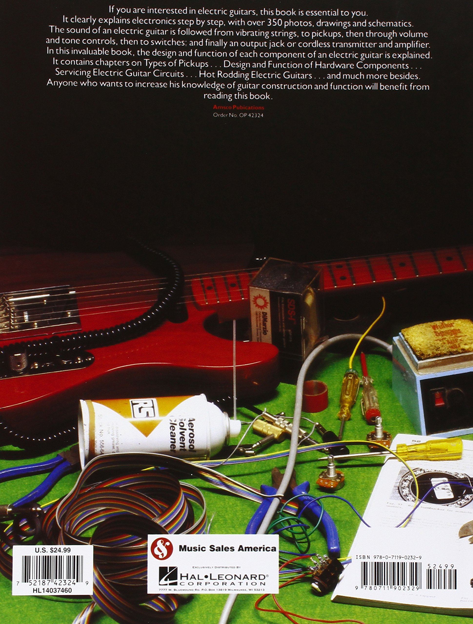 Guitar Electronics For Musicians Reference Teacher February 2012 Circuit Diagram Donald Brosnac Books