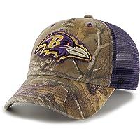 NFL ' 47 Huntsman más cercano Camo ajuste elástico de malla sombrero