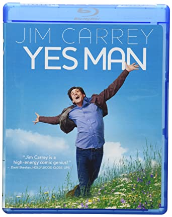 Amazoncom Yes Man Blu Ray Jim Carrey Zooey Deschanel Bradley