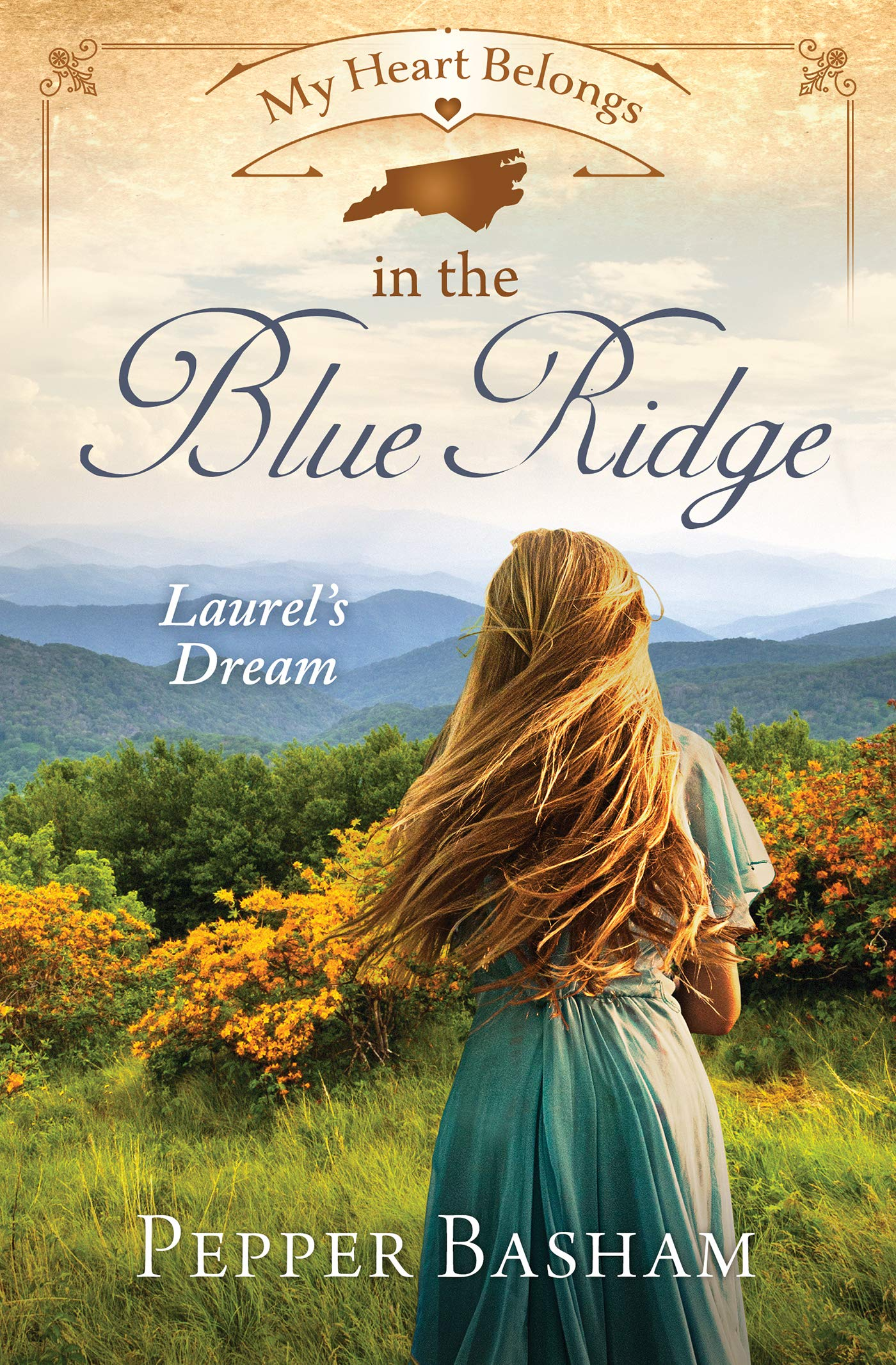 My Heart Belongs in the Blue Ridge: Laurel's Dream {A Book Review}