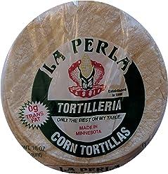 La Perla Fresh Corn Tortillas - 15 Count