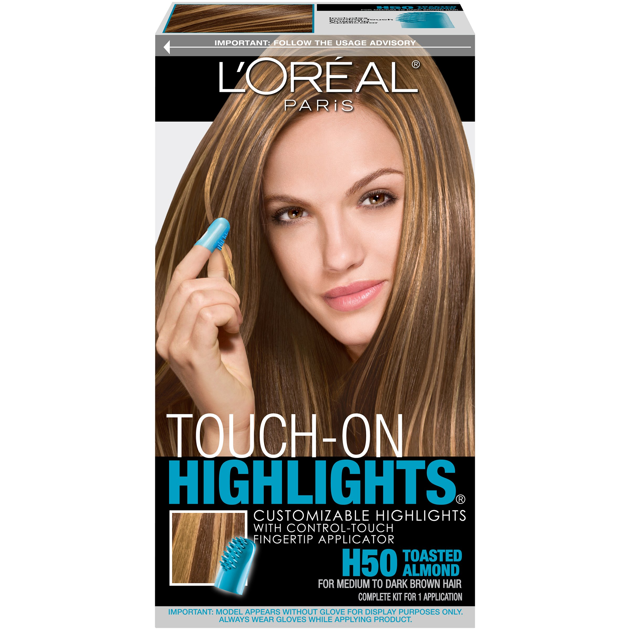 Amazon Touch On Highlights Creamy Caramel Hair Highlighting