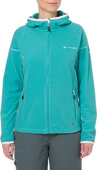 VAUDE Womens Valua Fleece Jacket Coat
