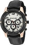 Michael Kors Men's Caine Rose Gold-Tone Watch MK8489