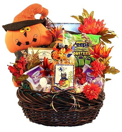 Amazoncom Gift Basket Village The Monster Mash Halloween Gift