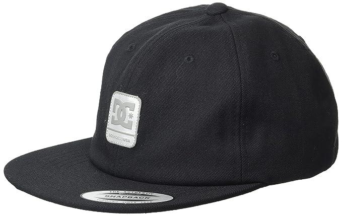 DC Men s Roundballer Snapback Trucker Hat Baseball Cap 43334f3cc570