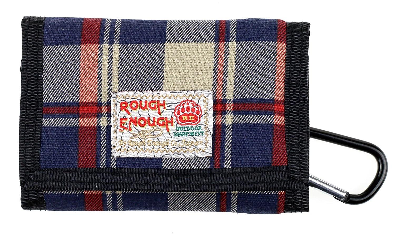 ROUGH ENOUGH Premium Durable Mini Canvas Classic Casual Tipo Cartera Bolso de Mano, Clásico: Amazon.es: Deportes y aire libre
