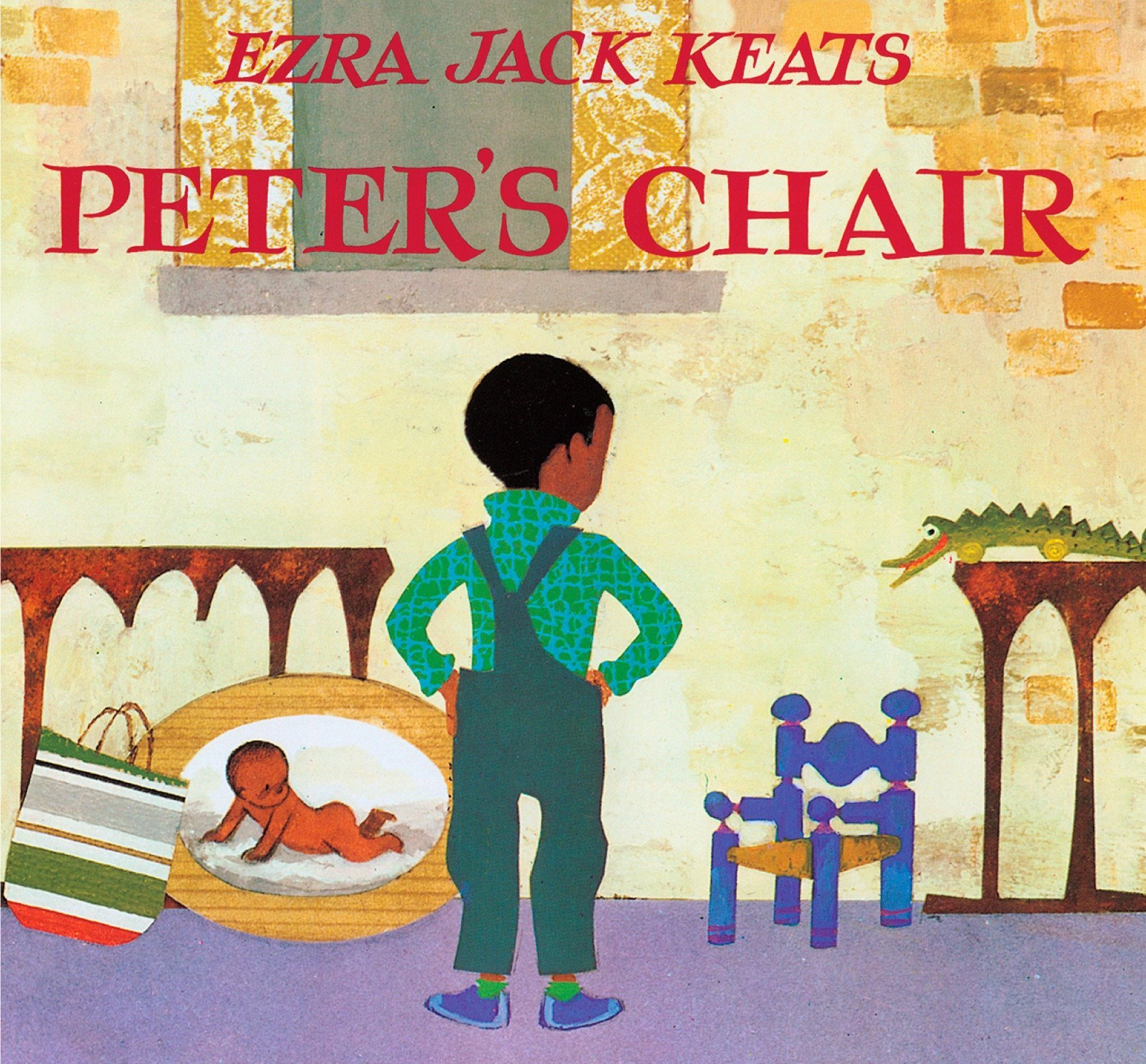 Image result for peter's chair book