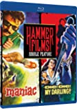 Hammer Films Double Feature - Volume Three: Maniac, Die! Die! My Darling! - Blu-ray