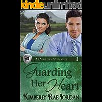 Guarding Her Heart: A Christian Romance (BlackThorpe Security Book 1)