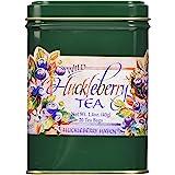Huckleberry Haven Wild Huckleberry Tea Tin (20 Teabags)
