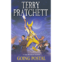 Going Postal: The hilarious novel from the fantastically funny Terry Pratchett (Discworld series Book 33)
