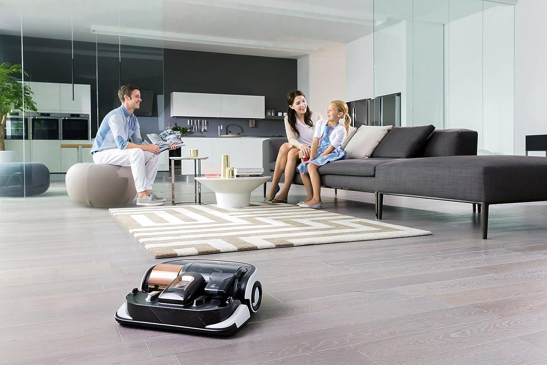 Samsung VR9000 Powerbot Robotic Vacuum, Airborne Copper by Samsung ...