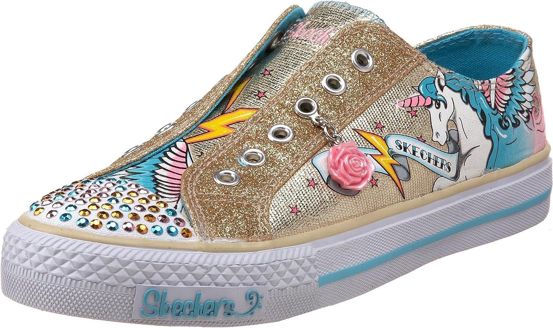 enaguas Circulo Suave  Amazon.com | Skechers Twinkle Toes Shuffles Glitterazzi Light-Up Sneaker  (Little Kid/Big Kid) | Sneakers