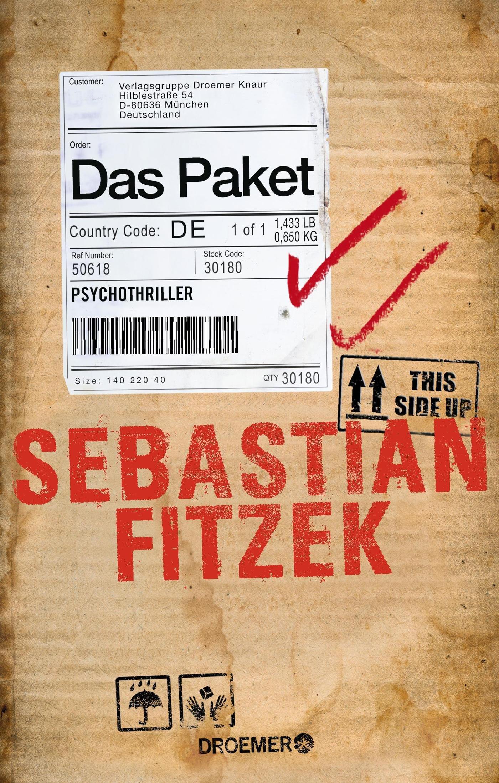 Das Paket: Psychothriller: Amazon.de: Fitzek, Sebastian: Bücher