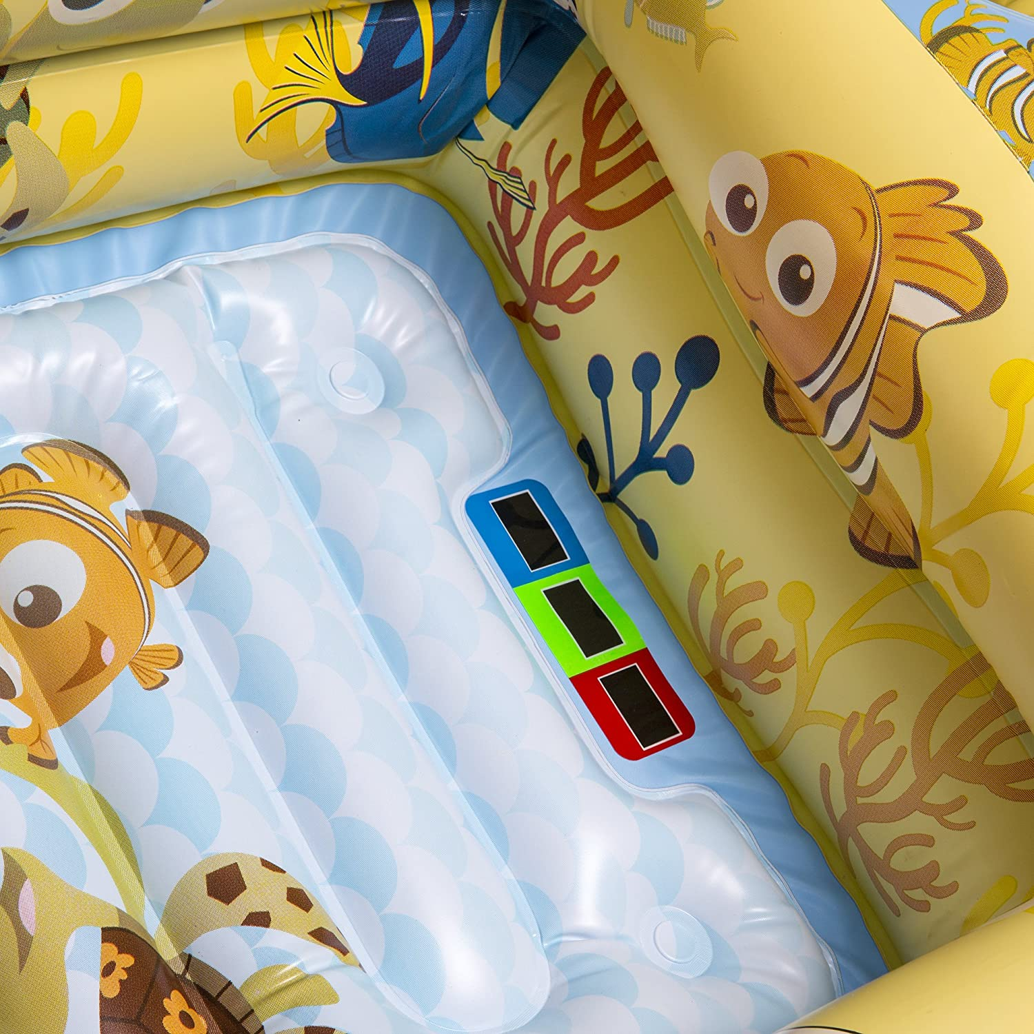 Mickey Mouse Disney Mickey Mouse Inflatable Safety Bathtub Blue Disney