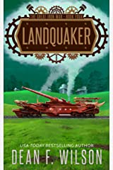 Landquaker: A Dystopian Military Sci-Fi Adventure (The Great Iron War, Book 4)