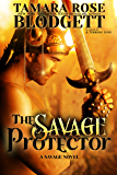 The Savage Protector (#5): New Adult Dark Paranormal/Sci-fi Romance (The Savage Series)