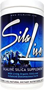 SilaLive Silica with Enhanced Diatomaceous Earth Food Grade (1)