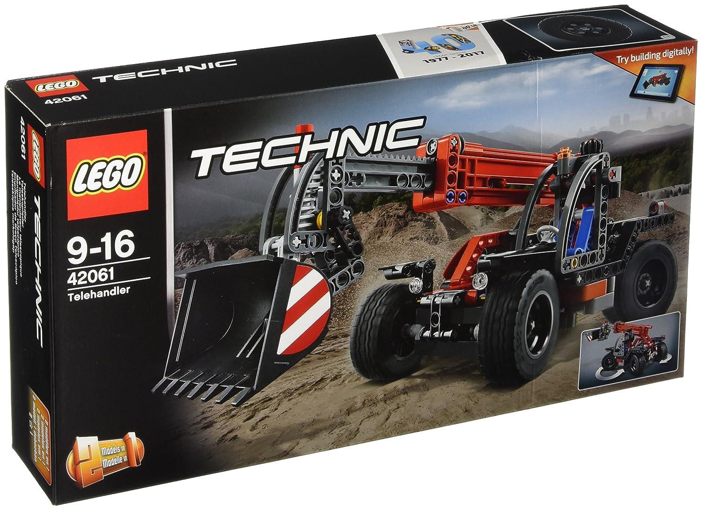 LEGO Technic Manipulador telescópico
