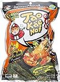 Tao Kae Noi Crispy Seaweed Tom Yum Goong, 1.27 oz (Pack of 6)