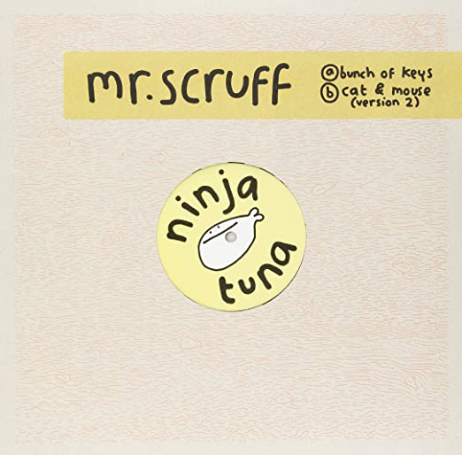 Bunch of Keys/Cat & Mouse : Mr Scruff: Amazon.es: Música