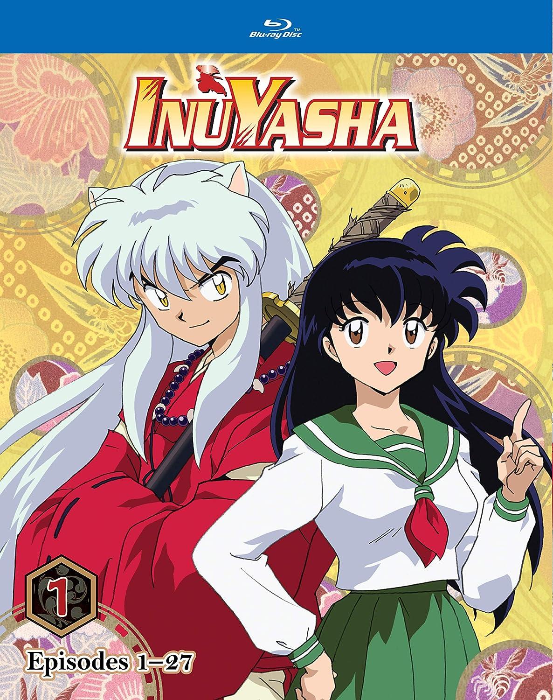 Amazon Com Inuyasha Set 1 Bd Blu Ray Various Various Movies Tv