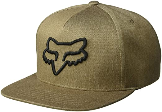 buy popular 3f141 f15b0 Fox Men s INSTILL Snapback HAT, bark, ...