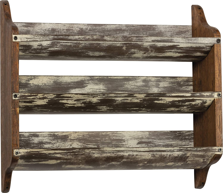 Primitives by Kathy Farmhouse Shelf, Small, Rustic Trough