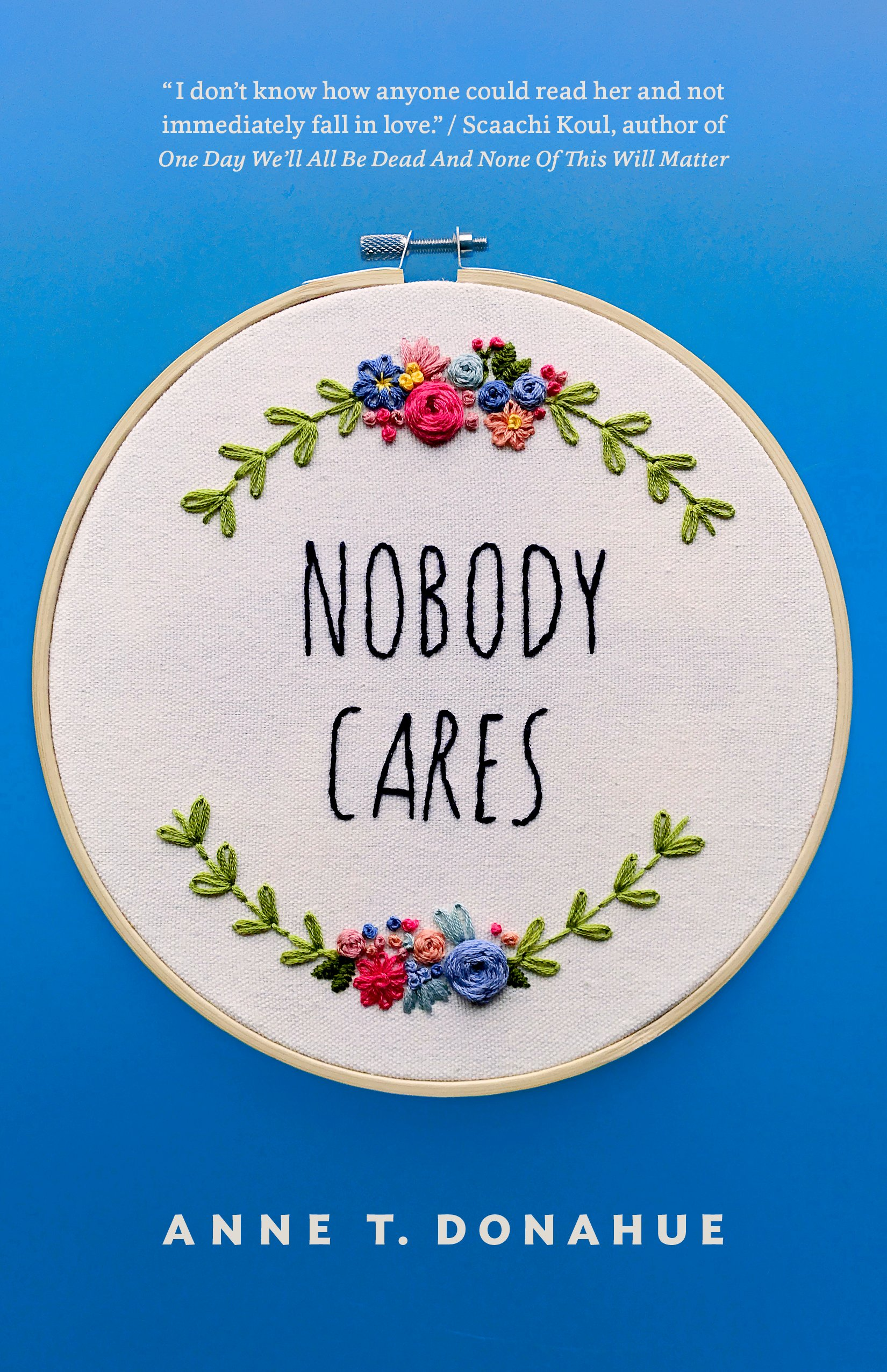 Nobody Cares: Essays
