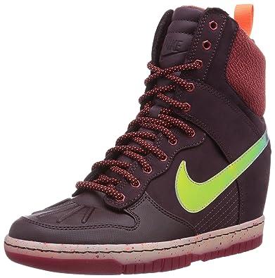 ce5ef19b5ba Nike Womens Wmns Dunk Sky Hi Sneakerboot 2.0